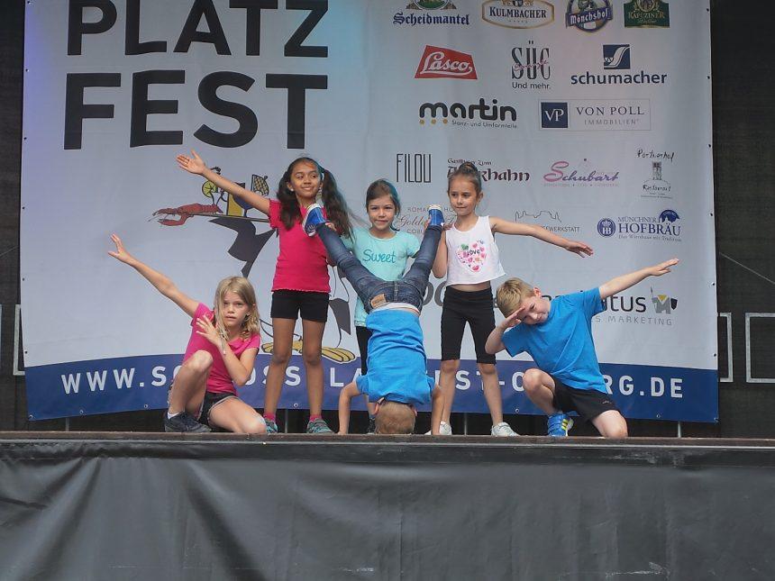 Happy Beats Schlossplatzfest 2017