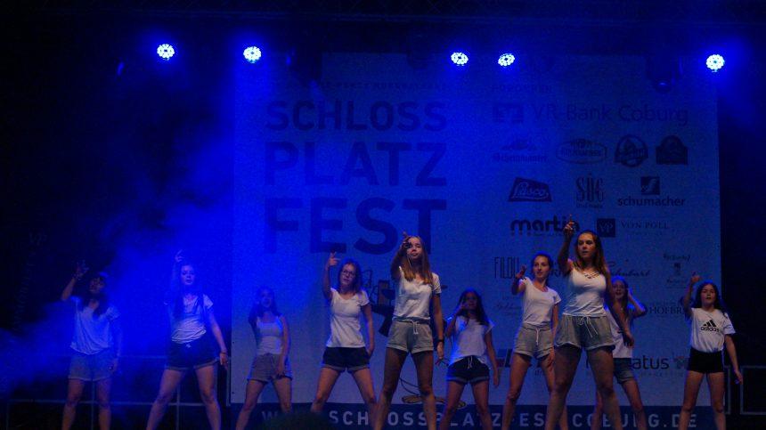 The Coolsters Schlossplatzfest 2017